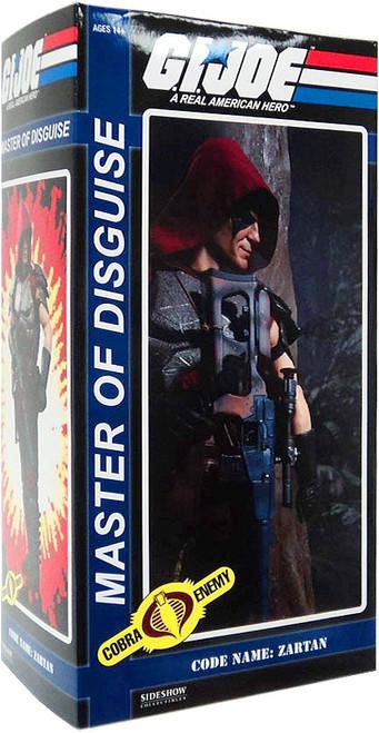 GI Joe Cobra Enemy Zartan 12-Inch Collectible Figure [Master of Disuise]