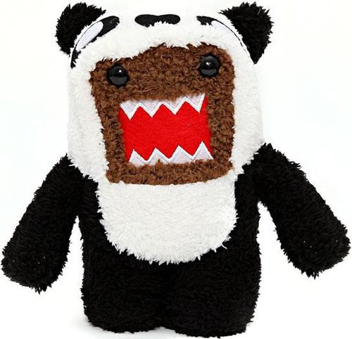 Domo Panda 6.5-Inch Plush Figure