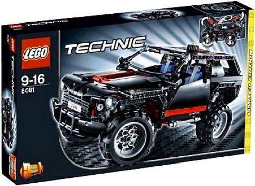 LEGO Technic Extreme Cruiser Exclusive Set #8081