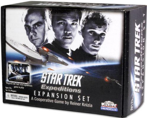 Star Trek Expeditions Board Game Expansion