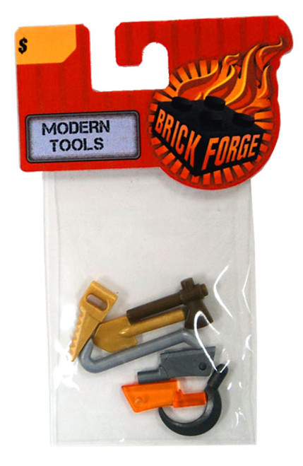Brickforge Equipment Modern Tools 2.5-Inch Equipment Pack