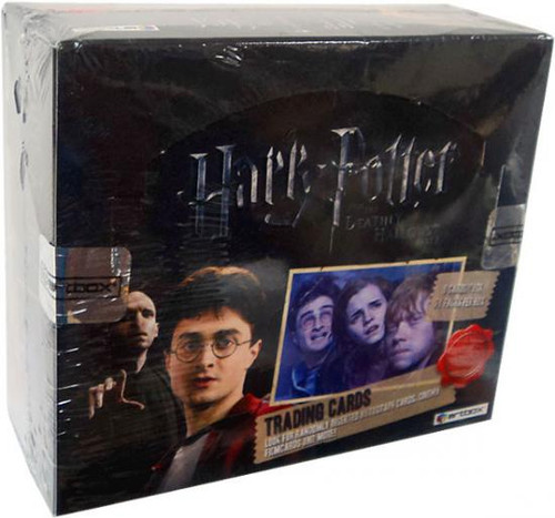 Harry Potter The Deathly Hallows Part 2 Trading Card Box