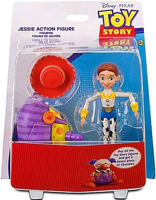 Disney Toy Story Chuckles Build a Figure Jessie Exclusive Action Figure