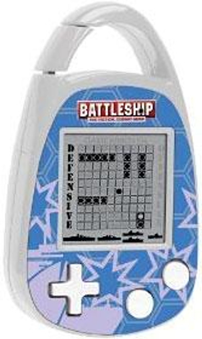Carabiner Edition Battleship Electronic Handheld Game