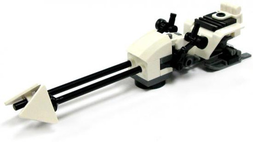LEGO Star Wars 74-Z Imperial Speederbike Loose Vehicle [Hoth Loose]