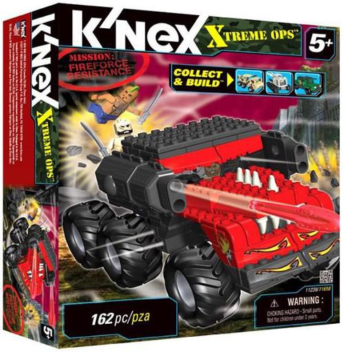 K'Nex Xtreme Ops Mission: Fireforce Resistance Set #11239