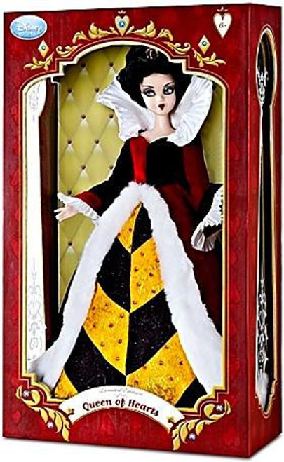 Disney Alice in Wonderland Queen of Hearts Exclusive 17-Inch Doll