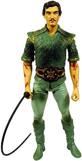 Flash Gordon Series 2 Prince Barin Exclusive Action Figure [Battle Damage]