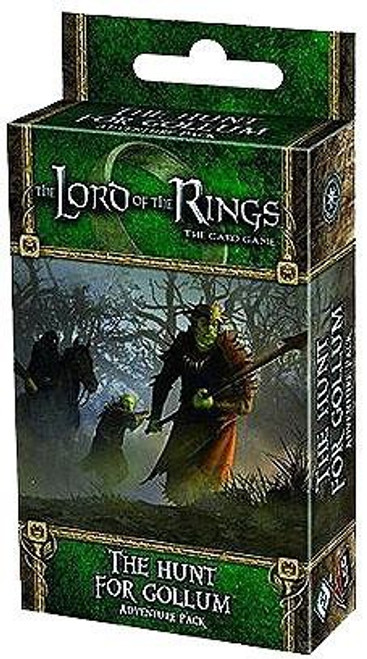 The Lord of the Rings The Card Game Lord of the Rings LCG The Hunt For Gollum Adventure Pack