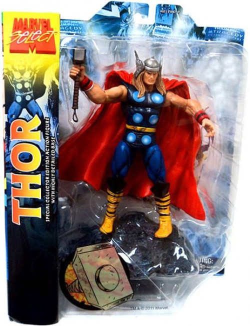 Marvel Select Thor Exclusive Action Figure [Exclusive]