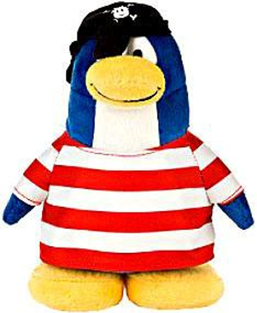 Club Penguin Shipmate 6.5-Inch Plush Figure [No Coin Code]