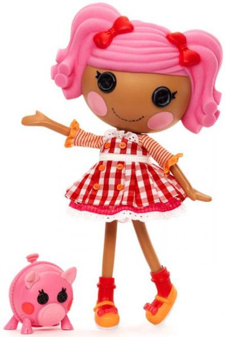 Lalaloopsy Pepper Pots 'N' Pans Doll Figure