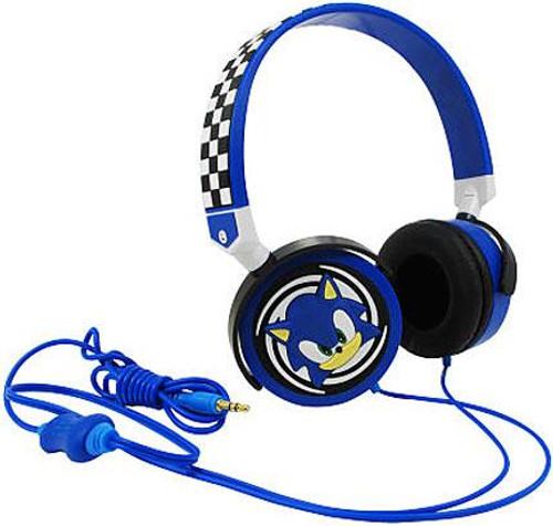 Sonic The Hedgehog Multi-Device Stereo Headphones