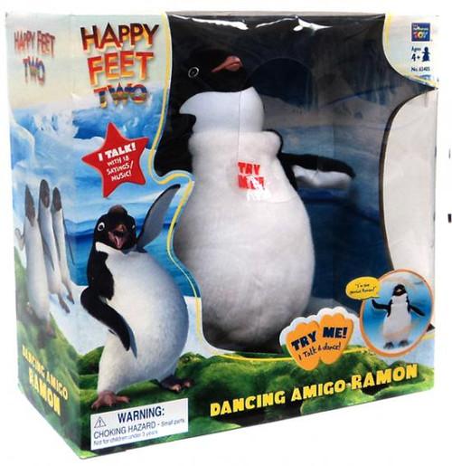 Happy Feet Two Collectible Buddies Ramon Plush Figure [Dancing Amigo]