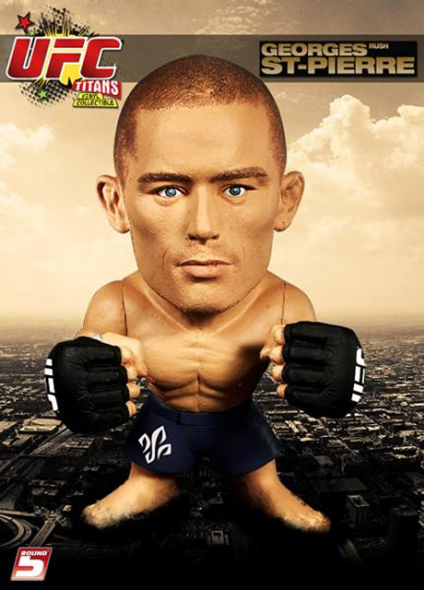 UFC Titans Georges St Pierre Vinyl Figure [No Gi]