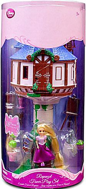 Disney Tangled Rapunzel Tower Exclusive Playset