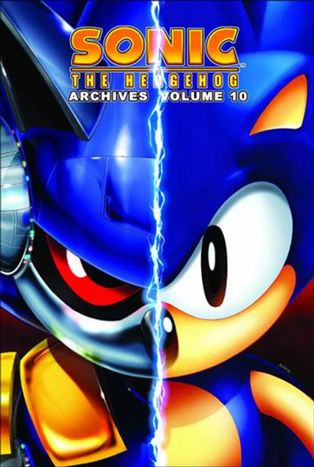 Sonic The Hedgehog Archives Volume 10 Trade Paperback