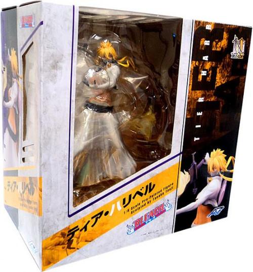 Bleach Megahouse Tia Halibel 8 1/4-Inch PVC Statue Figure [Tier Harribel]