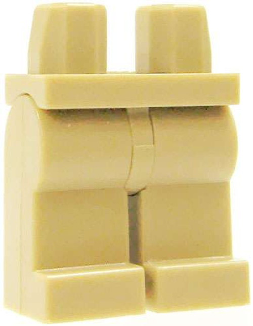 LEGO Minifigure Parts Tan Legs Loose Legs [Loose]