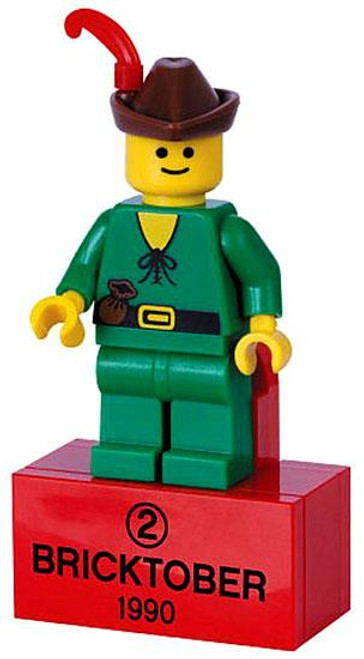 LEGO Exclusives Forestman Exclusive Minifigure Magnet #2