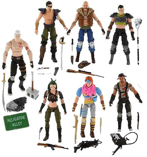 GI Joe Dreadnok's Battle Exclusive Action Figure Set