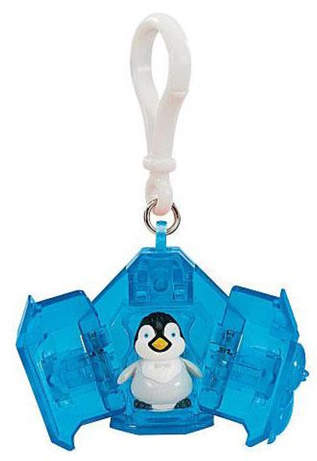 Happy Feet Two Penguin Pet Erik Clip On Figure [Random Color Keychain]