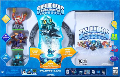 Skylanders PC Spyro's Adventure Starter Pack