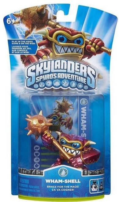 Skylanders Spyro's Adventure Wham-Shell Figure Pack