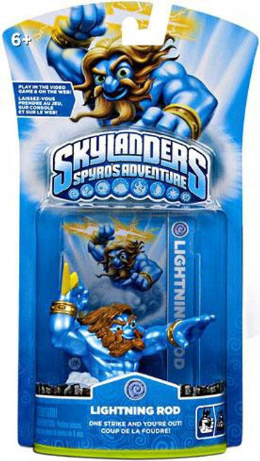 Skylanders Spyro's Adventure Lightning Rod Figure Pack