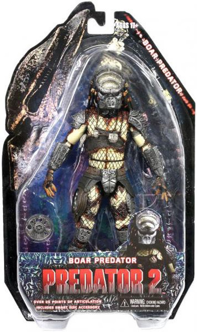 NECA Predator 2 Series 4 Boar Predator Action Figure