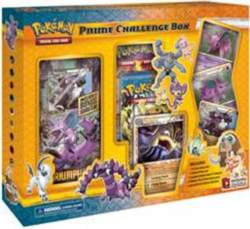 Pokemon Triumphant Prime Challenge Box Special Edition