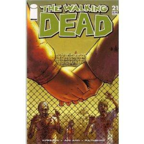 Image Comics The Walking Dead Comic Book #21