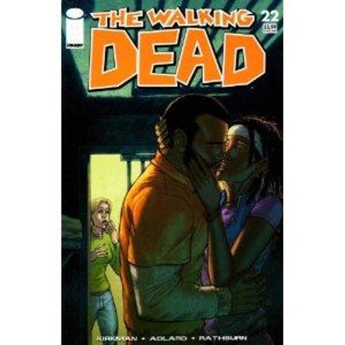 Image Comics The Walking Dead Comic Book #22