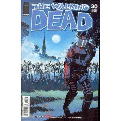 Image Comics The Walking Dead Comic Book #30