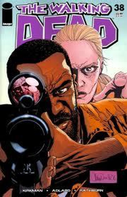 Image Comics The Walking Dead Comic Book #38