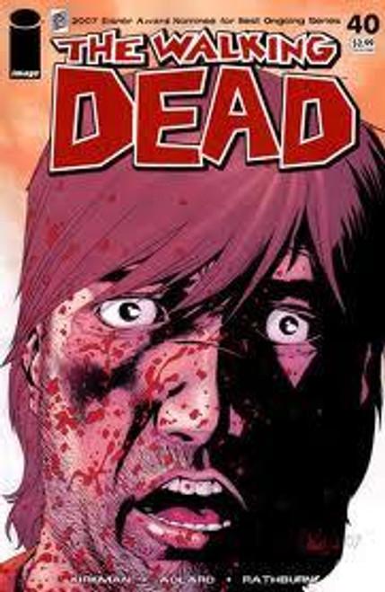 Image Comics The Walking Dead Comic Book #40