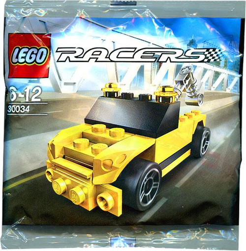 LEGO Racers Tow Truck Mini Set #30034 [Bagged]
