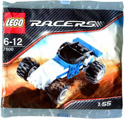 LEGO Racers Off Road Racer Mini Set #7800 [Bagged]