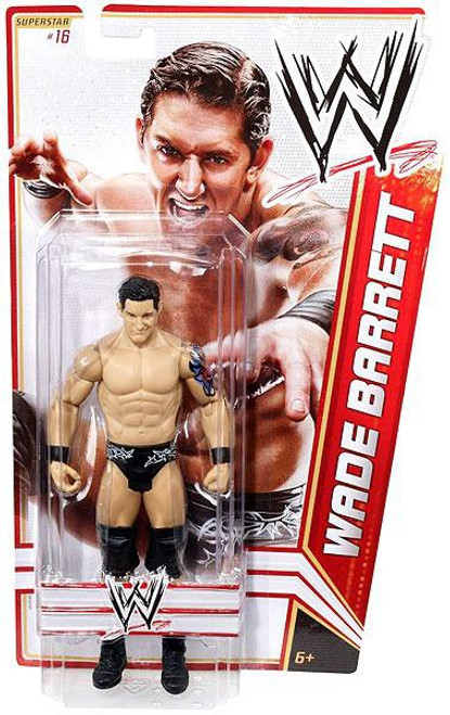 WWE Wrestling Series 15 Wade Barrett Action Figure #16