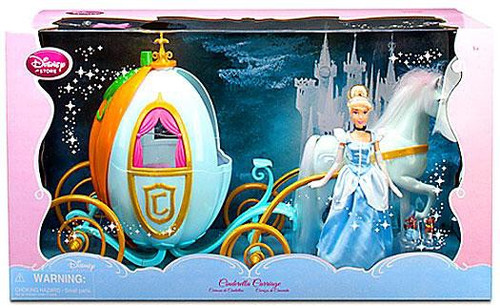 Disney Princess Cinderella Carriage Exclusive Playset