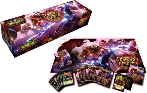 World of Warcraft Trading Card Game Crown of the Heavens Epic Collection