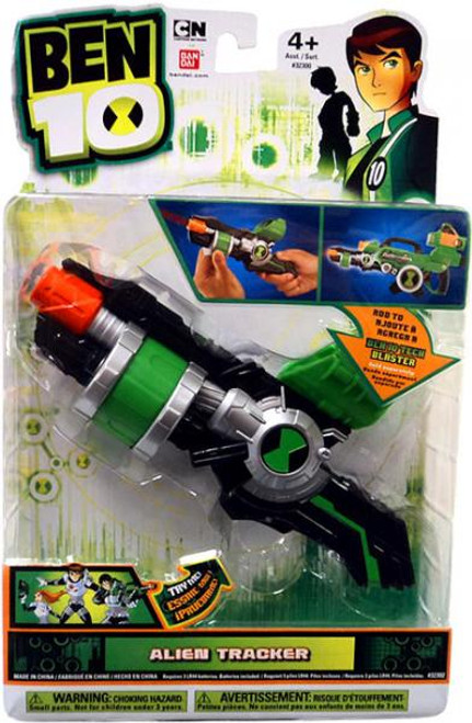 Ben 10 Tech Gear Alien Tracker Roleplay Toy