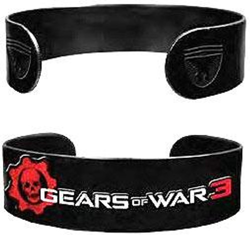 NECA Gears of War 3 Logo Military Bracelet