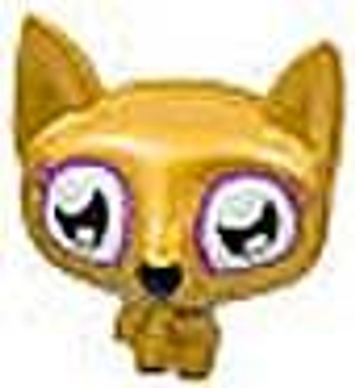 Moshi Monsters Moshlings Gold Limited Edition Lady Meowford 1 1/2-Inch Mini Figure