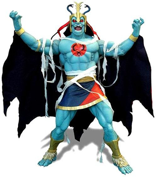 Thundercats Mega Scale Mumm-Ra Action Figure