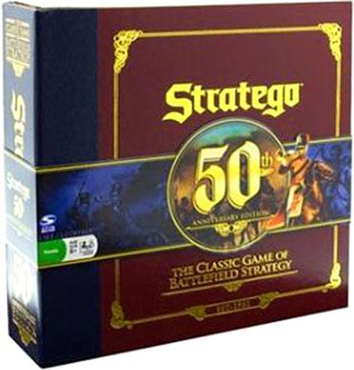 Stratego: 50th Anniversary Edition Board Game