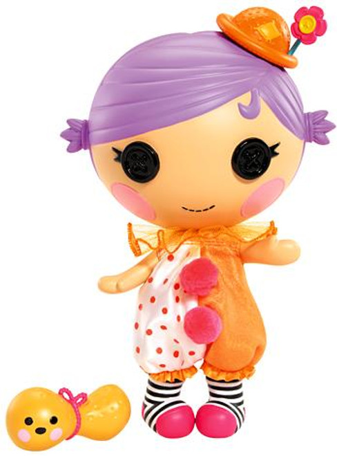 Lalaloopsy Littles Squirt Lil' Top Doll Figure