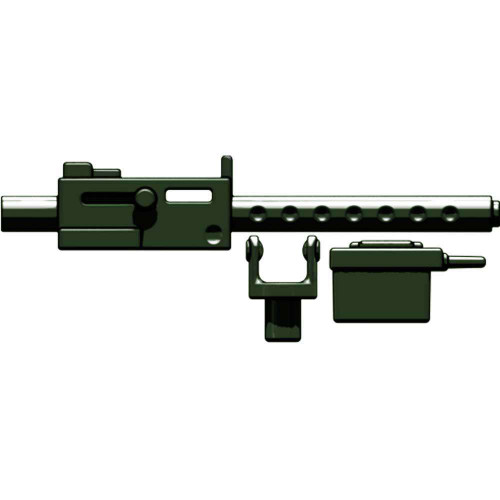 BrickArms Weapons M1919 Machine Gun 2.5-Inch [Dark Olive Green]