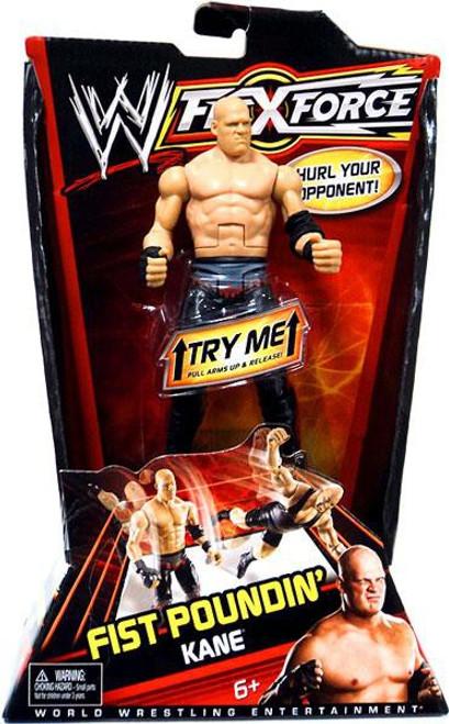 WWE Wrestling FlexForce Series 3 Fist Poundin' Kane Action Figure
