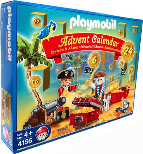 Playmobil Christmas Pirates Advent Calendar Set #4156